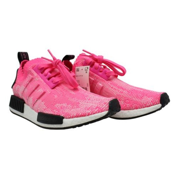 Adidas NMD R1 Solar Pink Size 8.5 New in Box NWT